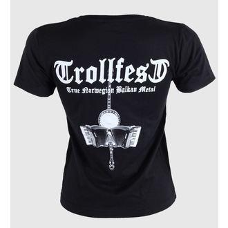 tričko dámske Trollfest - True Norwegian Balkan Metal - TPE MERCHANDISE, TPE MERCHANDISE, Trollfest