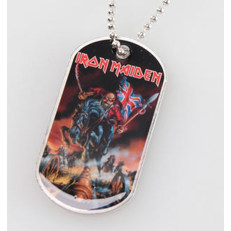 obojok (psie známka) Iron Maiden - Maiden England - RAZAMATAZ, RAZAMATAZ, Iron Maiden