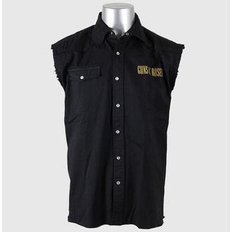 vesta pánska Guns N' Roses - Bullet Logo - RAZAMATAZ, RAZAMATAZ, Guns N' Roses
