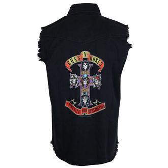 vesta pánska Guns N' Roses - Appetite For Destruction - RAZAMATAZ, RAZAMATAZ, Guns N' Roses