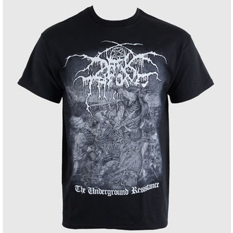 tričko pánske Darkthrone - The Underground Resistance - RAZAMATAZ, RAZAMATAZ, Darkthrone