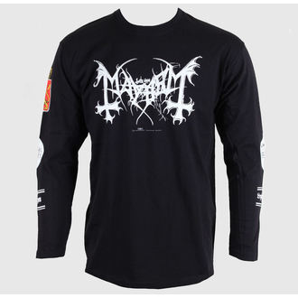 tričko pánske s dlhým rukávom Mayhem - Legion Norge - RAZAMATAZ, RAZAMATAZ, Mayhem