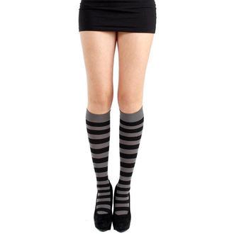 podkolienky PAMELA MANN - Twickers Knee High - Dark Grey, PAMELA MANN