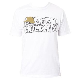 tričko pánske METAL MULISHA - IKON 2 - WHT, METAL MULISHA
