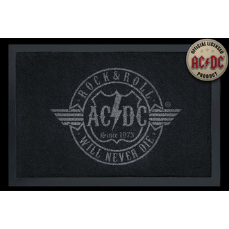 rohožka AC/DC - R'n'R Never Die - ROCKBITES, Rockbites, AC-DC