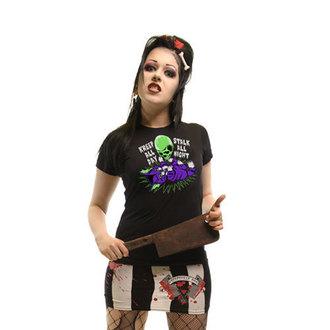 tričko dámske KREEPSVILLE SIX SIX SIX - Kreep n Stalk, KREEPSVILLE SIX SIX SIX
