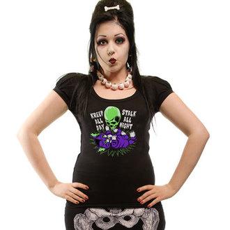 tričko dámske KREEPSVILLE SIX SIX SIX - Kreep n Stalk Puff, KREEPSVILLE SIX SIX SIX