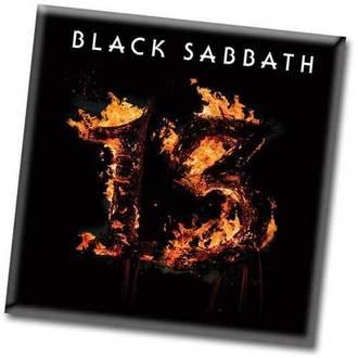 magnet Black Sabbath - 13 - ROCK OFF - BSMAG03