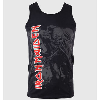 tielko pánske Iron Maiden - Hi Contrast Trooper - ROCK OFF, BRAVADO EU, Iron Maiden