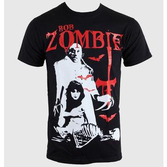 tričko pánske Rob Zombie - Nosferatu Pussy - ROCK OFF, ROCK OFF, Rob Zombie