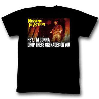 tričko pánske Nezvestní v boji - Premeditated Grenadine - AC, AMERICAN CLASSICS