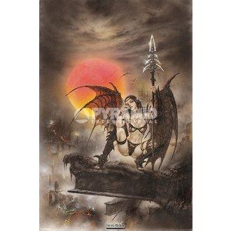 plagát Luis Royo - Black Tinkerbell - PYRAMID POSTERS, PYRAMID POSTERS, Luis Royo