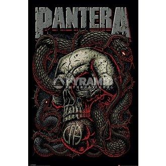 plagát Pantera - Snake Eye - PYRAMID POSTERS, PYRAMID POSTERS, Pantera