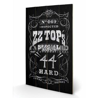 drevený obraz ZZ-Top - Special Batch - PYRAMID POSTERS, PYRAMID POSTERS, ZZ-Top