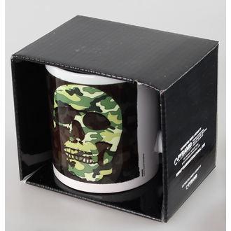 hrnček Skull - Camo - PYRAMID POSTERS - MG22232