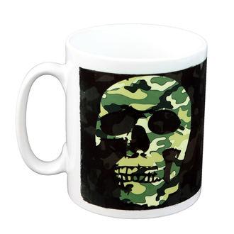 hrnček Skull - Camo - PYRAMID POSTERS, PYRAMID POSTERS