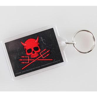 kľúčenka (prívesok) Skullduggery - Devil - PYRAMID POSTERS, PYRAMID POSTERS