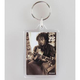 kľúčenka (prívesok) Bob Marley - Sepia - PYRAMID POSTERS, PYRAMID POSTERS, Bob Marley