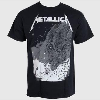 tričko pánske Metallica - Phantom Lord - Black - LIVE NATION, LIVE NATION, Metallica