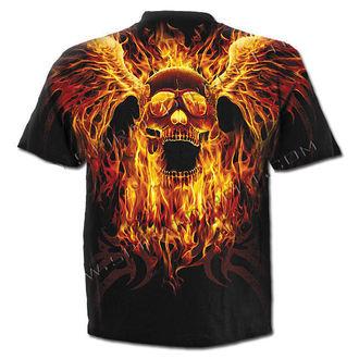 tričko pánske SPIRAL - Burn In Hell - WR140606