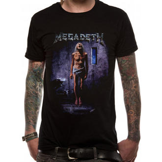 tričko pánske Megadeth - Countdown 2 - LIVE NATION, PLASTIC HEAD, Megadeth