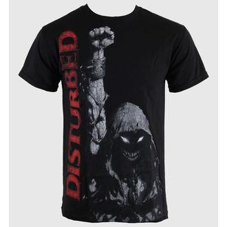 tričko pánske Disturbed - Up Your Fist - Black - BRAVADO, BRAVADO, Disturbed