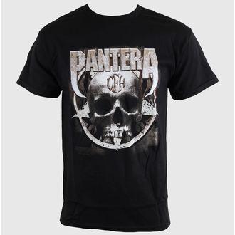 tričko pánske Pantera - Metal Skull - Blk - BRAVADO, BRAVADO, Pantera