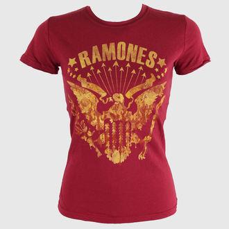 tričko dámske Ramones - Eagle Vintage - BRAVADO, BRAVADO, Ramones