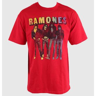 tričko pánske Ramones - Split Fountain Group - BRAVADO, BRAVADO, Ramones
