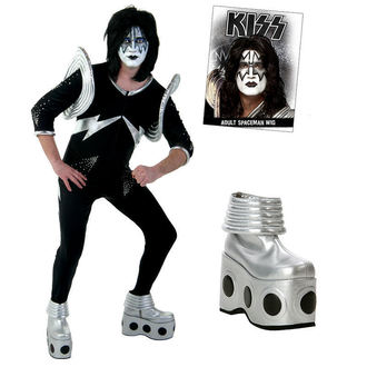 kostým KISS - Authentic Spaceman Rock The Nation Costume, NNM, Kiss