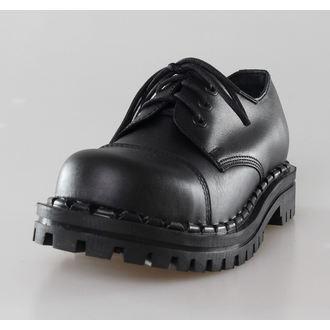 topánky ALTER CORE - 3dírkové - Black - 350