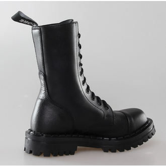 topánky ALTER CORE - 10dírkové - Black - 351