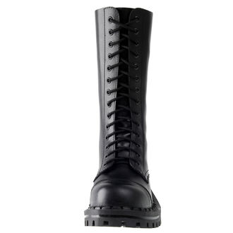 topánky ALTER CORE - 14dírkové - Black - 352