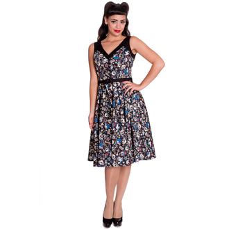 šaty dámske HELL BUNNY - Rock On 50´s, HELL BUNNY
