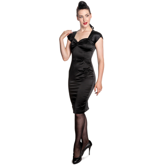 šaty dámske HELL BUNNY - Angie - Blk, HELL BUNNY