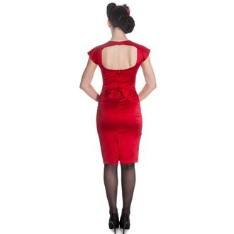 šaty dámske HELL BUNNY - Angie - Red, HELL BUNNY