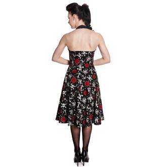 šaty dámske HELL BUNNY - Dolly Deckhand, HELL BUNNY