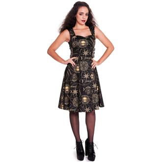 šaty dámske HELL BUNNY - Tabitha, HELL BUNNY