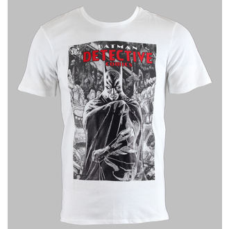 tričko pánske Batman - Real Cape - Blanc - LEGEND, LEGEND