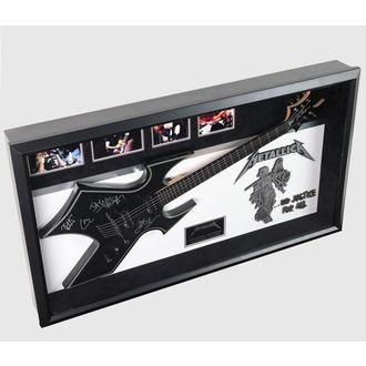 podpísaná gitara METALLICA, ANTIQUITIES CALIFORNIA, Metallica
