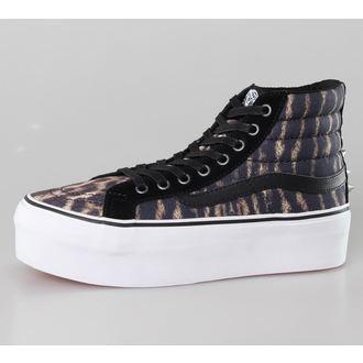 topánky dámske VANS - SK8-HI Platform (Studded) - Tiger/True White, VANS