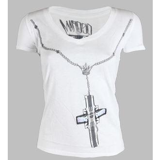 tričko dámske MAFIOSO - Confessions II - White, MAFIOSO
