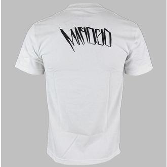 tričko pánske MAFIOSO - Mercenary - White, MAFIOSO