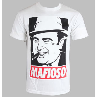 tričko pánske MAFIOSO - Scarface - White, MAFIOSO