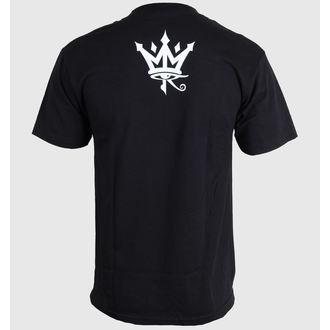tričko pánske MAFIOSO - Tut - Black, MAFIOSO
