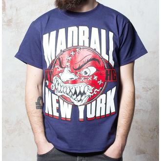 tričko pánske Madball - Red Ball - Navy - BUCKANEER, Buckaneer, Madball