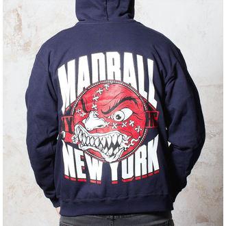 mikina pánska Madball - Red Ball - Deep Navy - BUCKANEER, Buckaneer, Madball