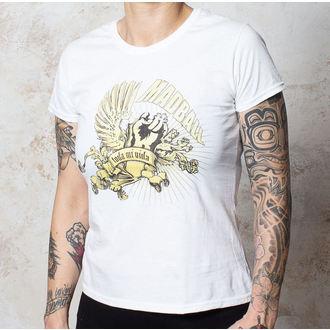 tričko dámske Madball - Toda Mi Vida - White - BUCKANEER, Buckaneer, Madball