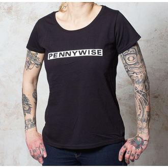 tričko dámske Pennywise - 25 Years - Black - BUCKANEER, Buckaneer, Pennywise