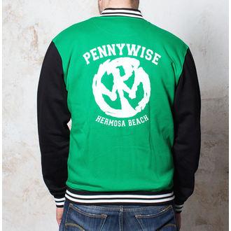 bundomikina pánska Pennywise - Logo - Green/Black/White - BUCKANEER, Buckaneer, Pennywise